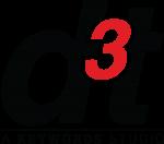 d3t logo