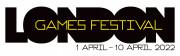 London Games Festival 2022 logo