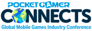 Pocket Gamer Connects logo