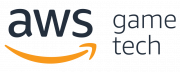 Amazon Web Services - Our Platinum Sponsor logo
